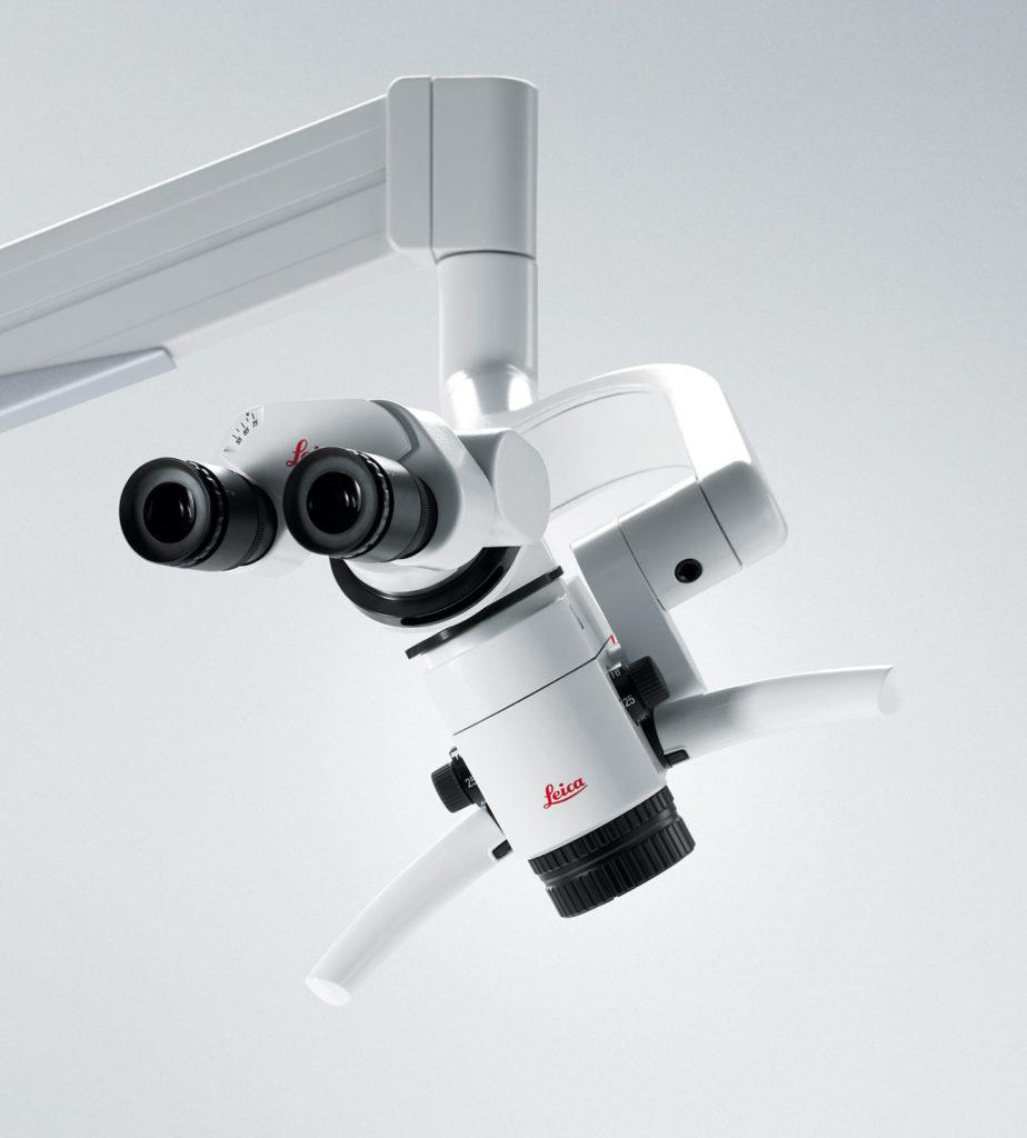 Leica M320 Dentalmikroskop: Höchste Funktionalität in ästhetischem Design