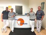 Mit dem Intra-Oral-Scanner rückt die Welt zusammen