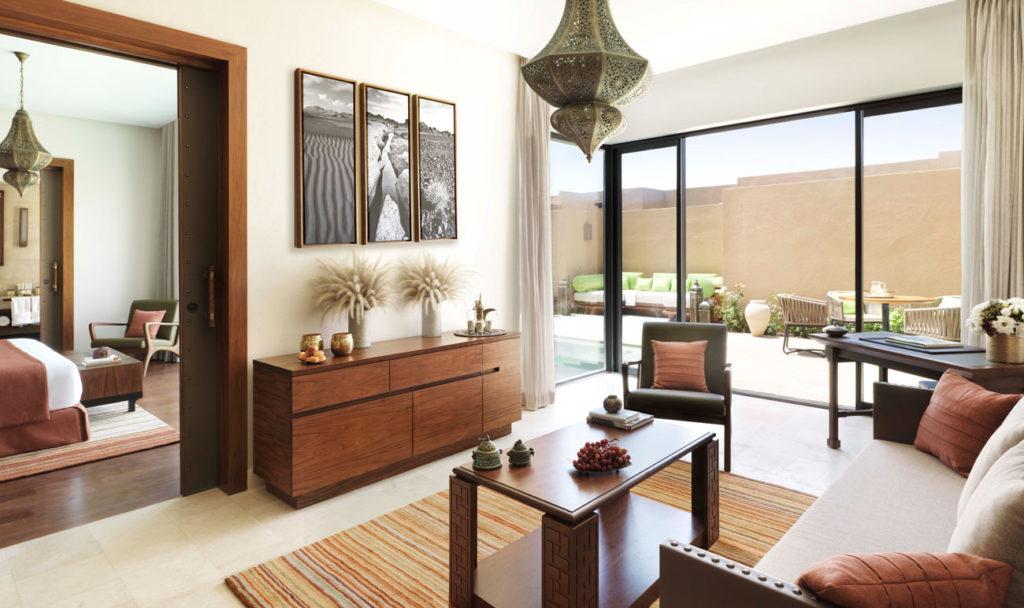 Anantara Al Jabal Al Akhdar Resort setzt Maßstäbe im Sultanat