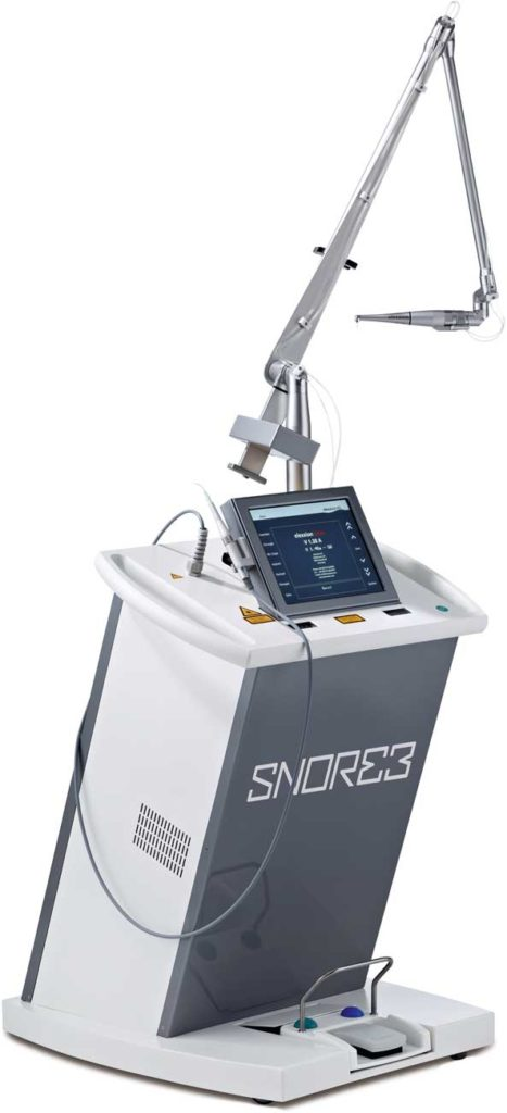 Großes Messeinteresse an diodengepumptem Laser und neuartiger Anti-Schnarch-Therapie