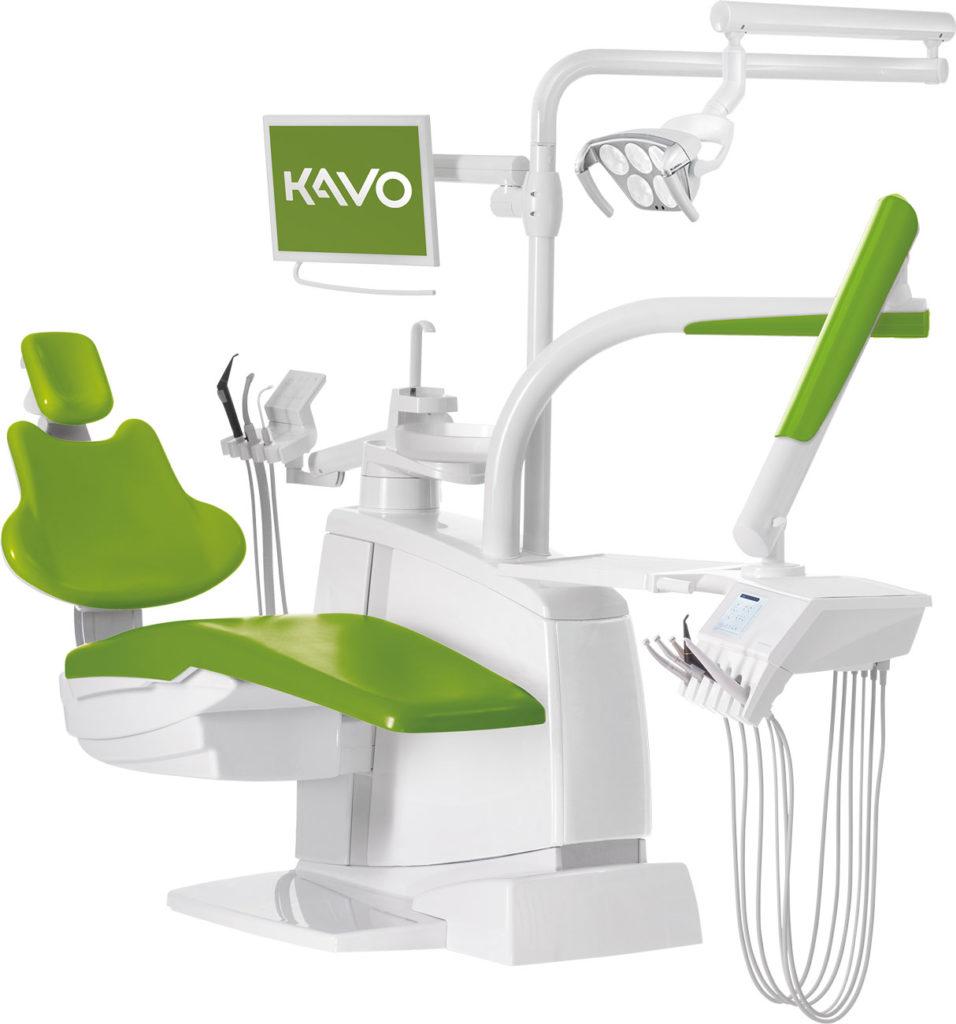 Das Naturtalent für die Praxis: KaVo Greenery Edition