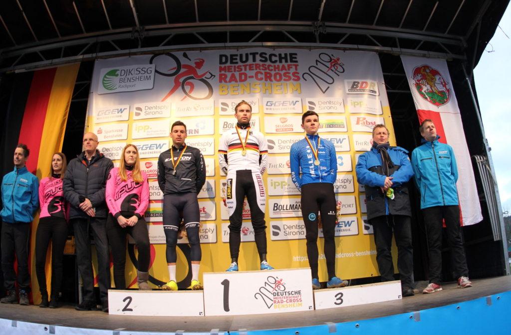Schweiß, Sonne und spektakuläre Wettkämpfe bei der Deutschen Rad-Cross Meisterschaft