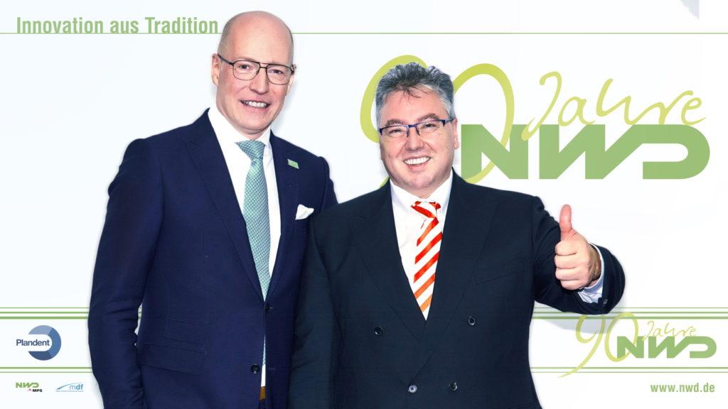 NWD Gruppe startet mit erfolgreicher Jahrestagung ins Jubeljahr 2018