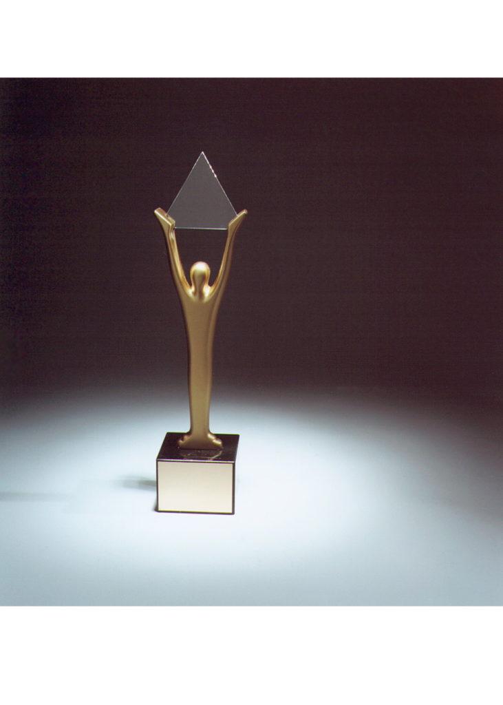 DSIGN Magazin von Dentsply Sirona Treatment Centers mit dem German Stevie Award in Gold ausgezeichnet